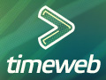 We recommend hosting TIMEWEB