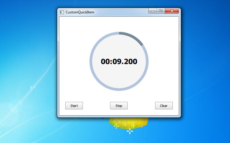 QML - Lesson 024  Custom QQuickItem – How to add QML object