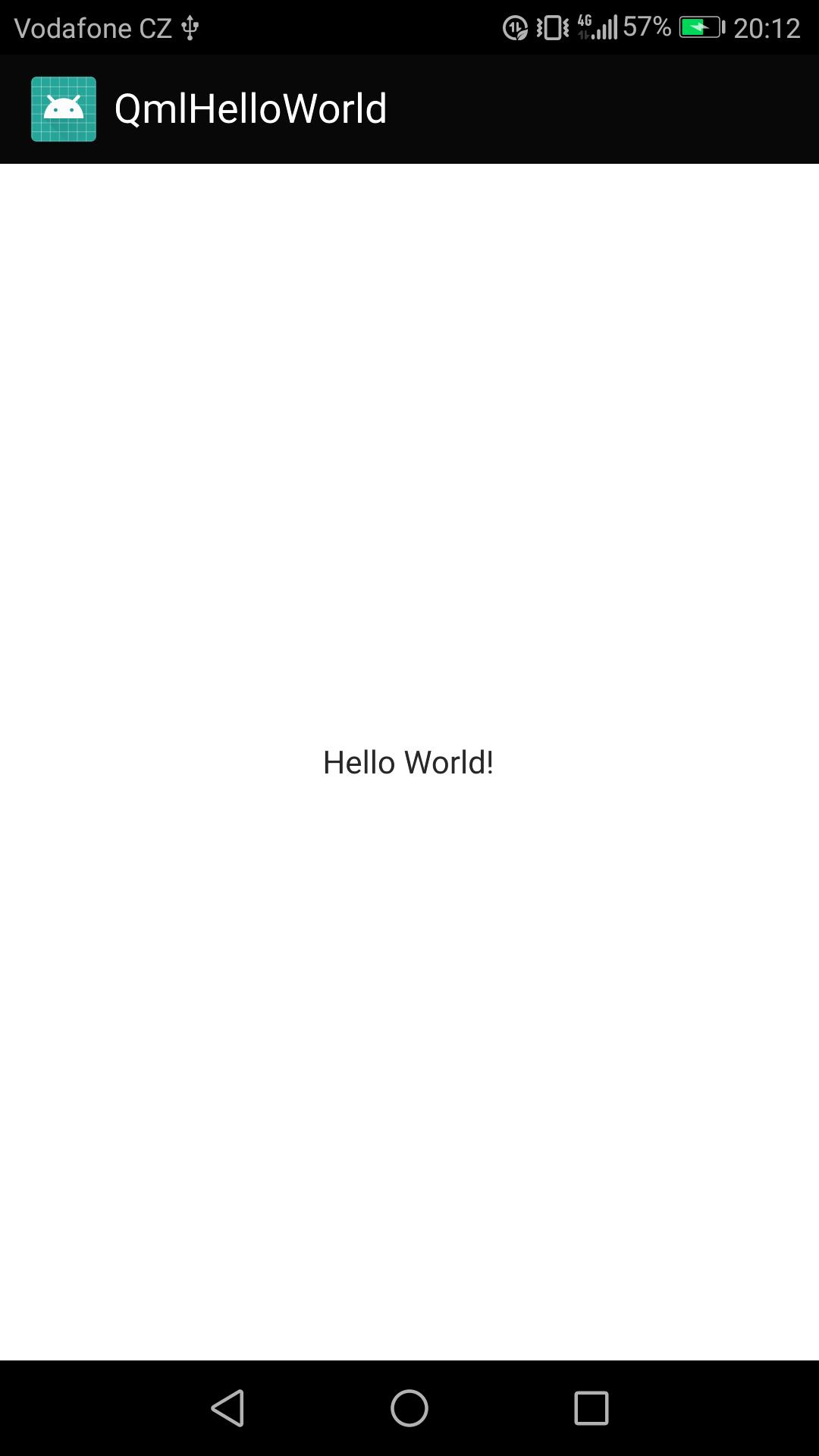 Android. Java vs Qt QML - Tutorial 001. Hello World